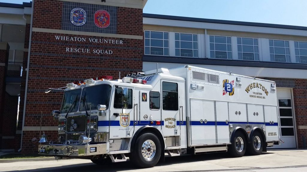 Rescue Squad 742