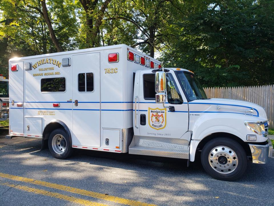 Wheaton Ambulance 742C
